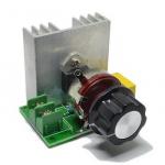 Регулятор потужності (димер) 4000 Вт симисторний