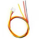 Роз'єм XH2.54 - 3pin розетка для Arduino 30 см