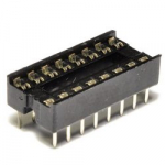 Панелька для мікросхем DIP-16