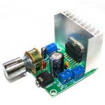 Модуль TDA7297 стерео аудіо підсилювач 2 x 15 Вт