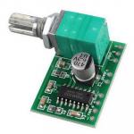 Підсилювач XTW8403 2х3W 5V мініатюрний