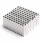 Неодимовий магніт N52 20х10х3 мм