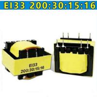 Трансформатор EI33 200:30:15:16 імпульсний