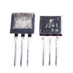 Транзистор 2SJ241 MOSFET P канальний TO220FL