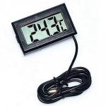 Термометр електронний TPM-10 чорний -50 - +110C