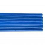 Термоклей синій 7мм 250мм для клейового пістолета