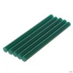 Термоклей зелений 7мм 250мм для клейового пістолета