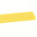 Термоклей жовтий 7мм 250мм для клейового пістолета