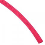 Термоусадочна трубка 6/3мм червона (термоусадка)
